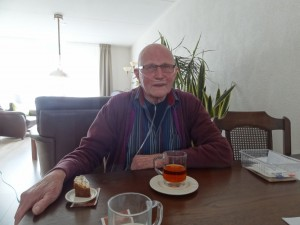 oral history Anton van der Borgh