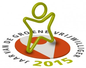 logo Jaar van de Groene Vrijwilliger