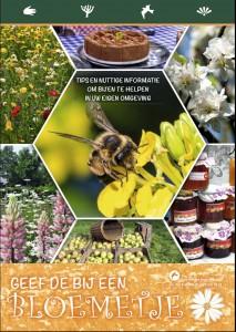 omslag bijenbrochure